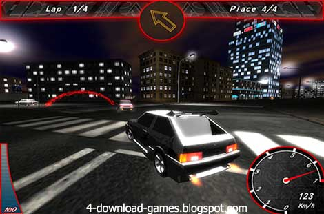 لعبة Illegal Street Racers