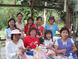 Yonghe church ladies' outing