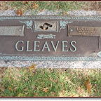 Erskin Donald & Lucille Shelton Gleaves Son of John Lawrence
