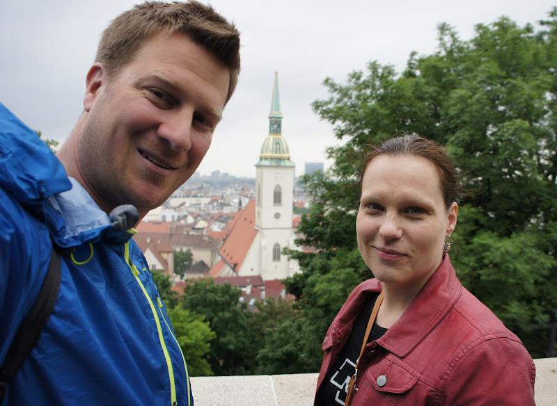 Torge mit CS Host Barbora