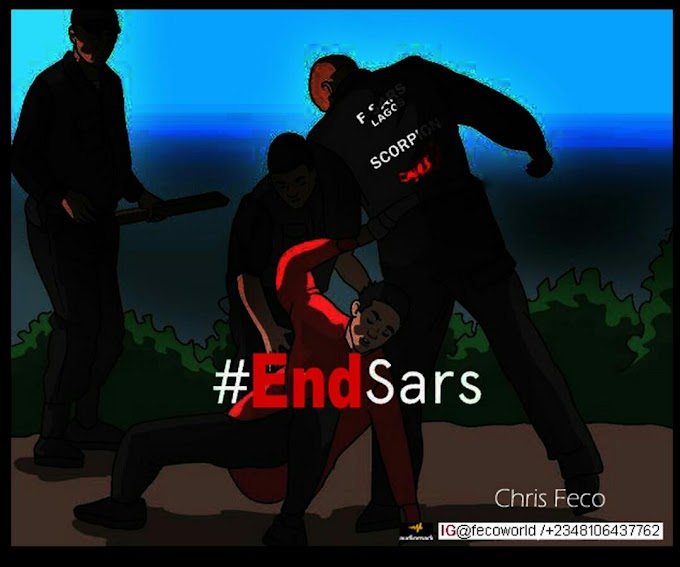 Download music - #Endsars by Chris feco