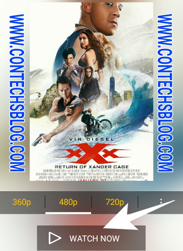 Download Return Of Xender Cage Movie