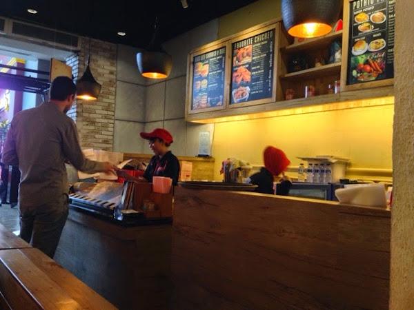[Food Destination] Raffels Sandwich