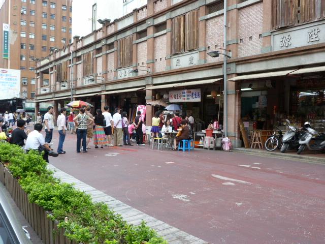TAIWAN. Taipei ballade dans un vieux quartier - P1020589.JPG
