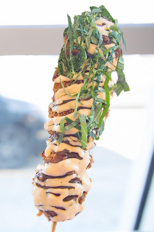 photo of Tsukune Chicken Panko Katsu