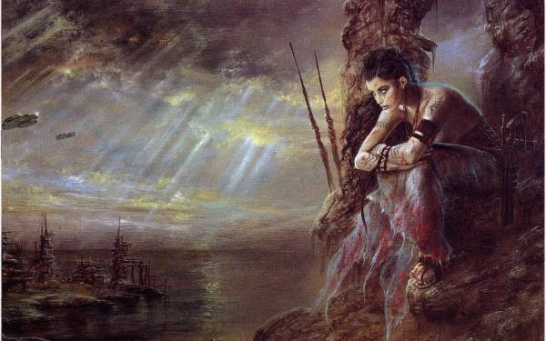 Marvelous Burner, Warrior Girls 1