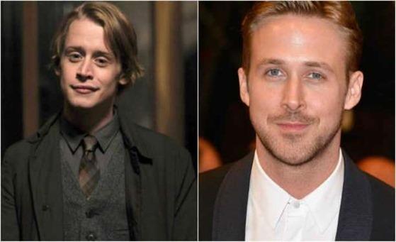 Macaulay Culkin e Ryan Gosling