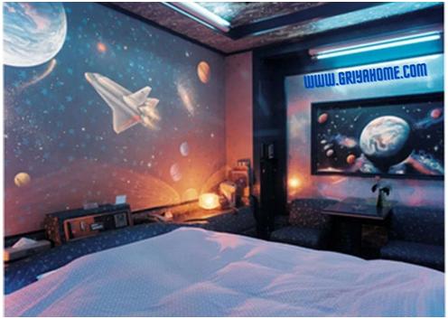 8 Ide Keren Desain Kamar Tidur Anak Laki Laki