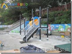 新北市泰山區泰山國民小學 106年遊樂器材汰換