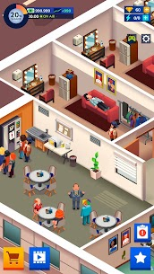 TV Empire Tycoon Mod Apk (Unlimited Money) 0.9.4 7