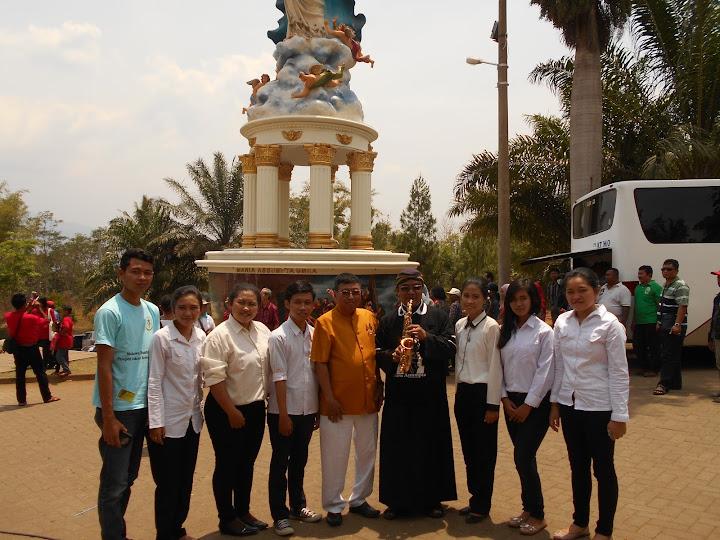 Generasi muda buddhis ikuti gelar budaya lintas iman