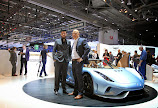 GENEVA 2015 - Koenigsegg's partner - Rimac Automobili – describes the Regera!