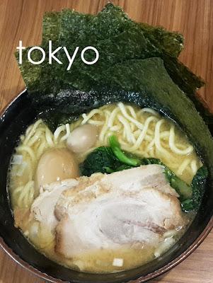 CarouLLou in Tokyo Ramen