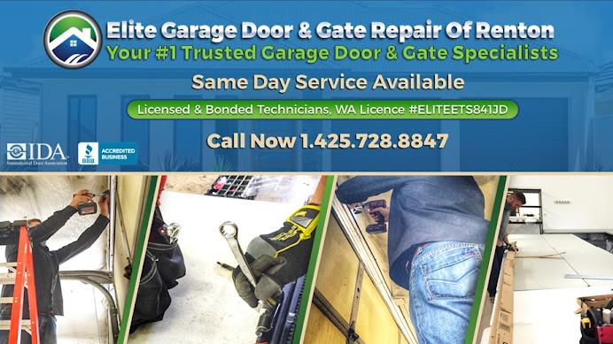 Elite Garage Door Gate Repair Of Renton Google