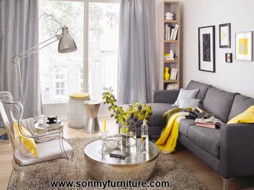 Những mẫu phòng khách nhỏ xinh và ấm cúng_NỘI THẤT PHÒNG KHÁCH-6
