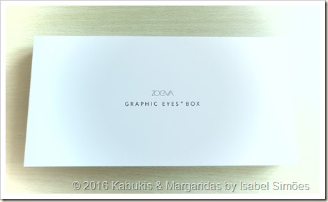 Graphic Eyes Box da Zoeva