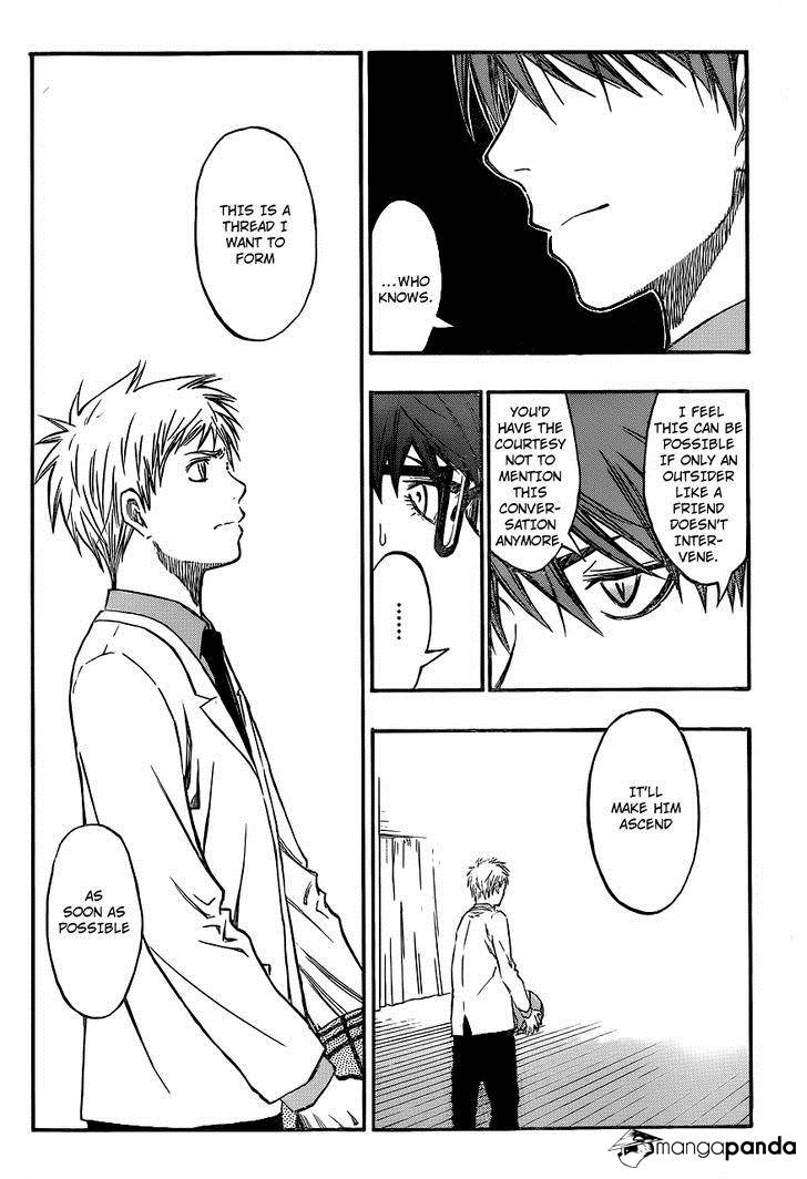 Kuroko no Basket Manga Chapter 206 - Image 09