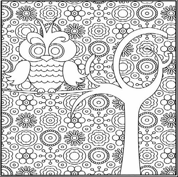 Spectacular Hard Coloring Pages Printable With Coloring Pages For Teenagers  And Marvelous Coloring Pages For Teenagers