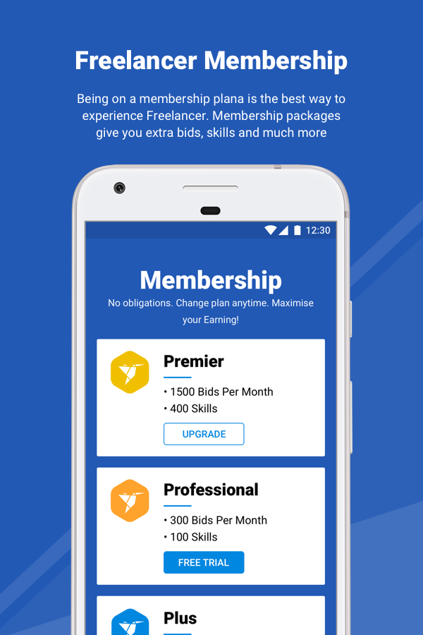 Freelancer - Hire & Find Jobs- screenshot