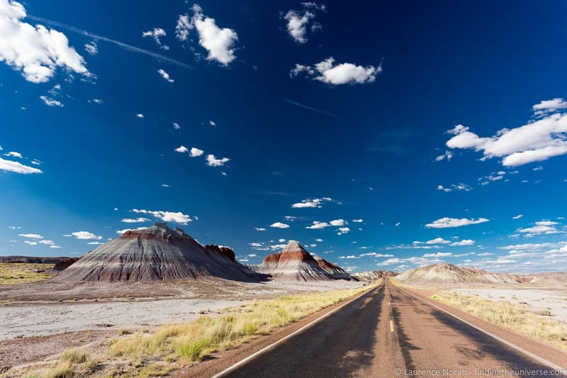 Painted Desert Arizona Route 66