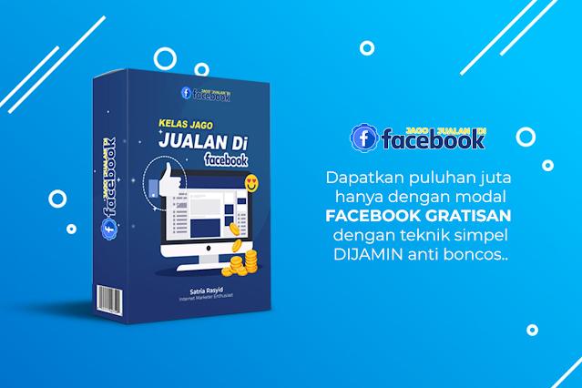 Kelas Jago Jualan Facebook
