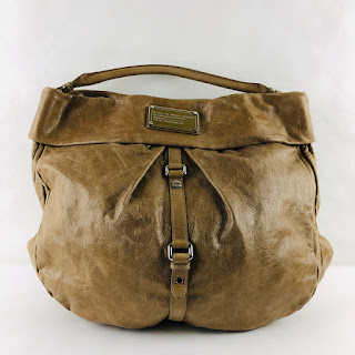 Marc by Marc Jacobs Distressed Look Hobo Bag