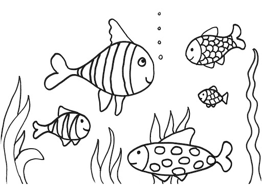 Top Hawaiian Fish Coloring Pages Images