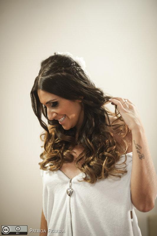 Foto de casamento 0265 de Beatriz e Leonardo. Marcações: 23/04/2011, Casamento Beatriz e Leonardo, Rio de Janeiro.