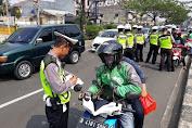 Operasi Zebra 2020 Dimulai Ingat Polisi Mengincar Logo 3 Huruf di Helm Anda Jika Janggal Jangan Digunakan