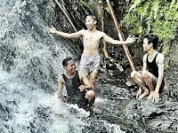 Air Terjun Eksotis Tingkat Empat Kalimancur Gowak Lasem Rembang