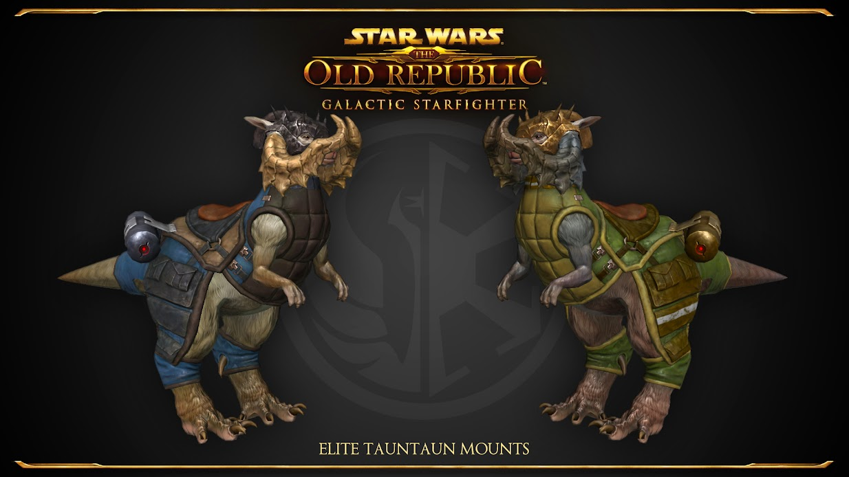 Elite Taun Taun Mount