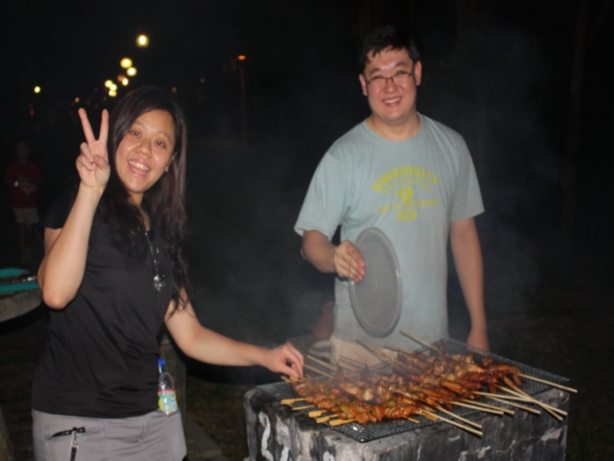 Others -  BBQ in Aranda 2009 - IMG_6803.jpg