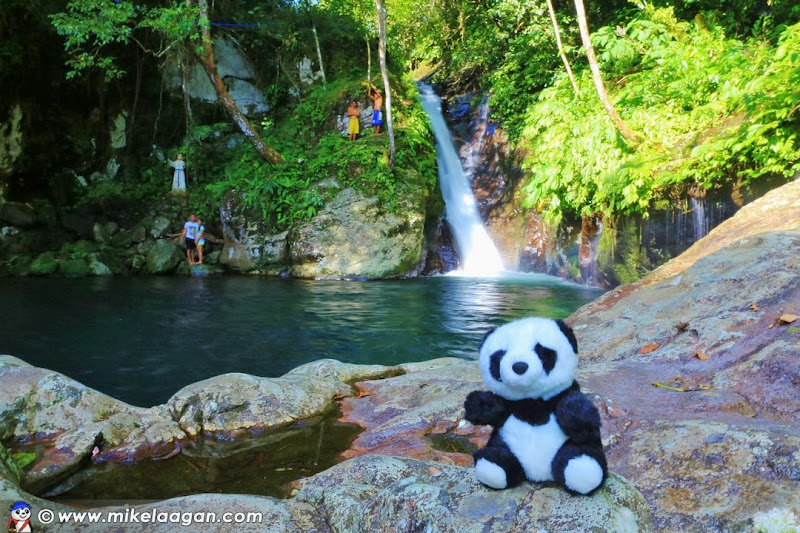 Utazo at Recoletos Falls