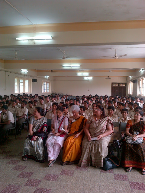 Vocational Guidance for 10th Standard Students of St. Xaviers High School, Vile Parle West, Mumbai - IMG-20120816-00123.jpg