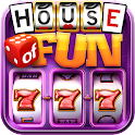 Slot Machines - House of Fun! icon