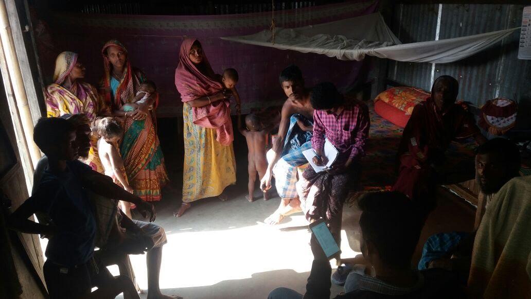 Community Meeting at No. 6 Char