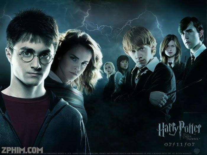 Ảnh trong phim Harry Potter Và Mệnh Lệnh Phượng Hoàng - Harry Potter and the Order of the Phoenix 1