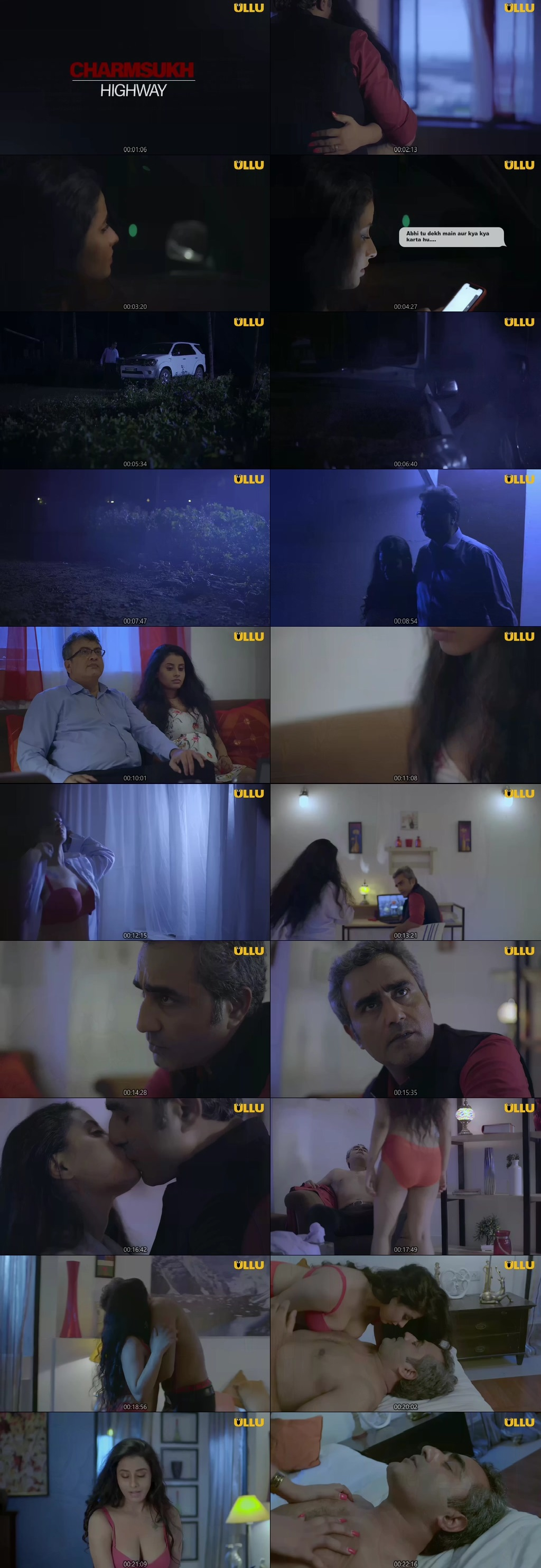 Screenshots Of Hindi Show Charmsukh - Highway Season 01 2019 Complete - All Episodes 300MB 720P HD