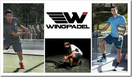 Wingpadel: exclusividad, elegancia y calidad para esta temporada 2016.