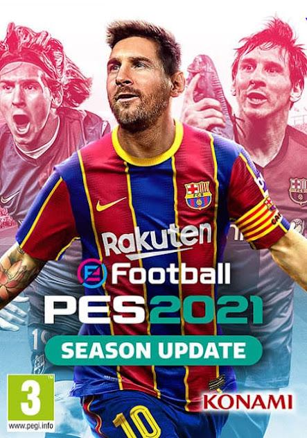 โหลดเกมส์ PES 2021