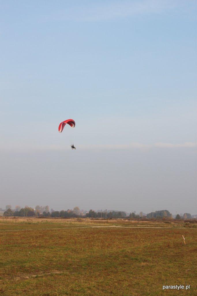 Szkolenie paralotniowe Październik 2011 - IMG_9989.JPG