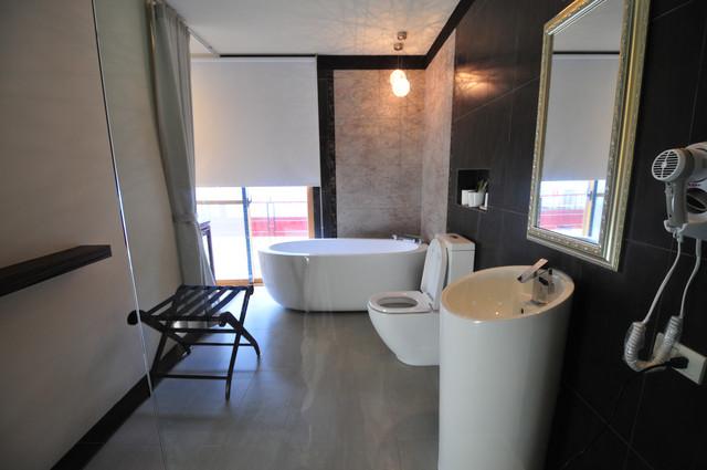 湖畔莊園民宿衛浴設計