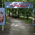 Procession de Marie par la communauté catholique indienne de Montereau