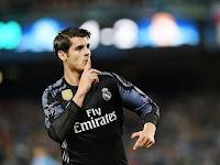 leaving Real Madrid for Chelsea felt like leaving home - Morata