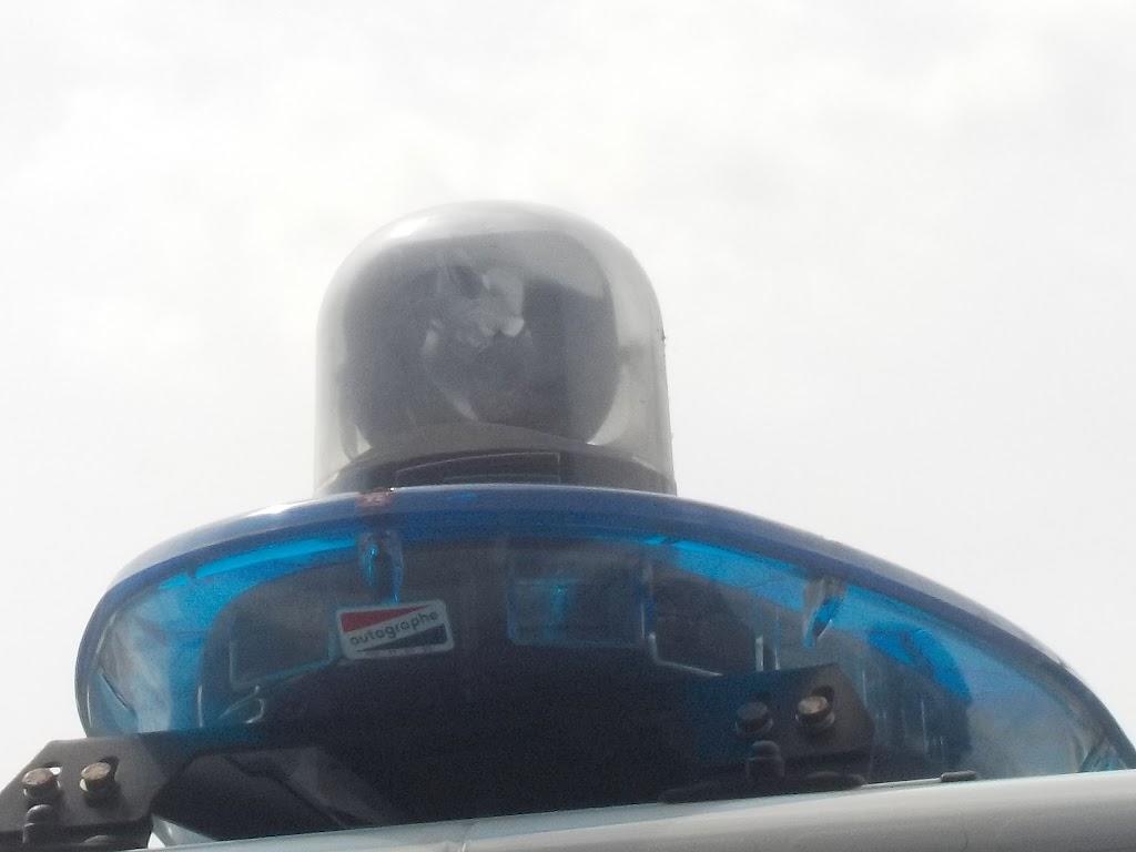 De Knetters op bezoek bij de politie - DSCN0353.JPG
