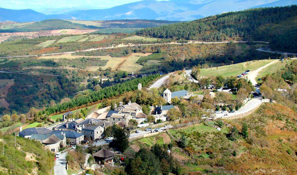 Los albergues temporales en el Camino Francés a Santiago