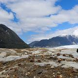 Cristian e Fê, Trekking no Glaciar Exploradores, Puerto Rio Tranquilo, Chile