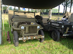 Jeep Willys - Market Garden basecamp in Veghel. September 2014