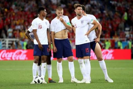 Inggris Benamkan Kolombia Lewat Adu Finalti