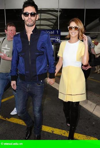 Hình 8:   Cheryl nổi bật ở LHP Cannes